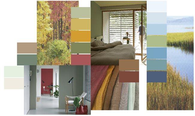 Kleur van huis uit for Interieur kleuren 2017
